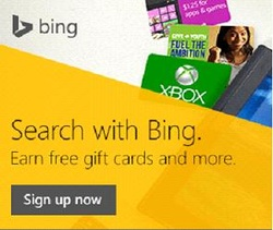 Join Bing Rewards
