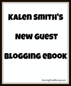 Kalen Smith's New Guest Blogging Ebook